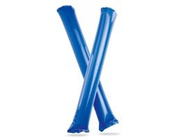 Plastové nafukovací tyče CYNTHIA k fandění - modrá