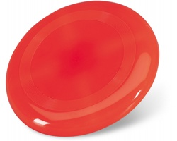 Plastové frisbee NEDA, 23 cm - červená
