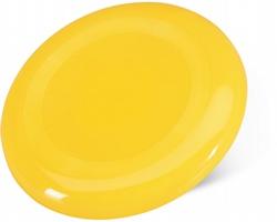 Plastové frisbee NEDA, 23 cm - žlutá