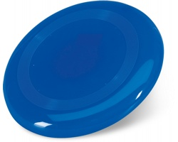 Plastové frisbee NEDA, 23 cm - modrá
