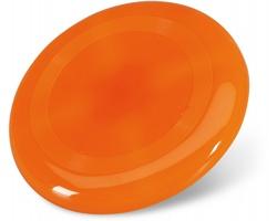 Plastové frisbee NEDA, 23 cm - oranžová