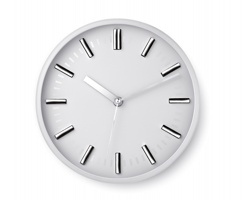 Nástěnné hodiny BLASTIN - bílá