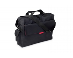 Polyesterová taška ARMIN na dokumenty - červená