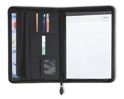 Office desky HADST, formát A4 - černá