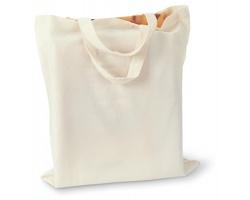 Bavlněná nákupní taška RONNIE - béžová