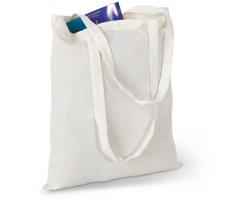 Bavlněná nákupní taška CONNIE - béžová