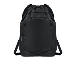 Polyesterový sportovní batoh ABYSM - černá