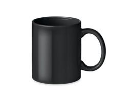 Keramický hrnek DIVES, 300 ml - černá