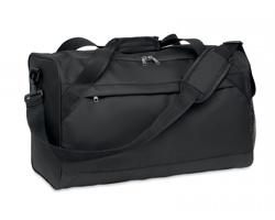Sportovní taška PACA z RPET materiálu - černá