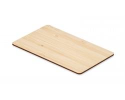 Bambusová RFID karta ADDLE - dřevěná