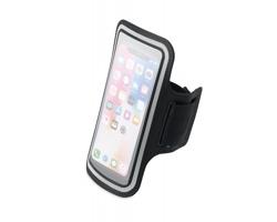 Velké běžecké pouzdro na telefon MANDY - černá
