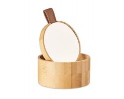 Bambusová šperkovnice JEWEL - dřevěná