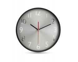 Nástěnné hodiny CLAUD - černá
