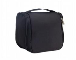 Závěsná kosmetická taška MAURA - černá