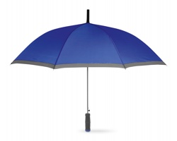 Deštník VILMAR s pouzdrem - modrá
