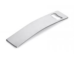 Nerezový otvírák FEMUR - matně stříbrná