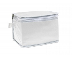 Chladící taška HUNTS na 6 plechovek - bílá