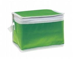Chladící taška HUNTS na 6 plechovek - zelená