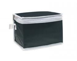 Chladící taška HUNTS na 6 plechovek - černá