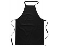 Bavlněná zástěra na vaření LATHY - černá