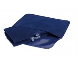 Nafukovací cestovní polštářek PRAM - modrá