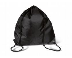Polyesterový batoh FLETA na záda - černá