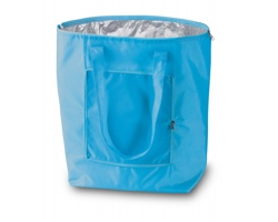 Skládací chladící taška SNOW - nebesky modrá