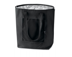 Skládací chladící taška SNOW - černá