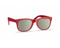 Sluneční brýle POGGE s UV ochranou - červená