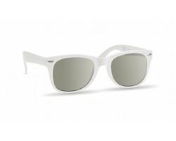 Sluneční brýle POGGE s UV ochranou - bílá