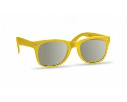 Sluneční brýle POGGE s UV ochranou - žlutá