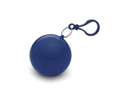 Plastová pláštěnka TOOT v obalu - modrá