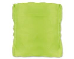 Skládací reflexní obal na batoh RESCUE - neonová zelená