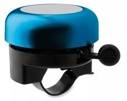 Kovový zvonek na kolo TRIGLYPH - modrá