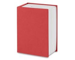 Pokladnička SLOT ve tvaru knihy - červená