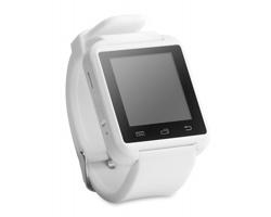 Chytré hodinky NERD - bílá