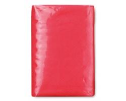 Balení mini kapesníků NOSER, 10 kusů - červená