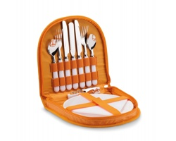 Sada na piknik HIED - oranžová