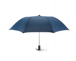 Skládací automatický deštník MUCKY - modrá