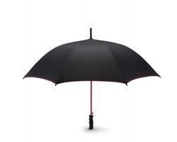 Automatický deštník BITER do silného větru - červená