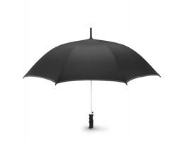 Automatický deštník BITER do silného větru - bílá