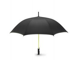 Automatický deštník BITER do silného větru - limetková