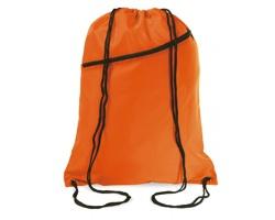 Velký batoh se šňůrkami LAWN - oranžová