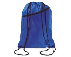 Velký batoh se šňůrkami LAWN - královská modrá