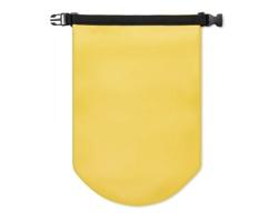 Voděodolný vak RIVER, 10l - žlutá