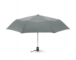 Skládací automatický deštník DADO - šedá