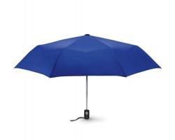 Skládací automatický deštník DADO - královská modrá