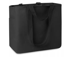 Nákupní taška PHILOMENA - černá