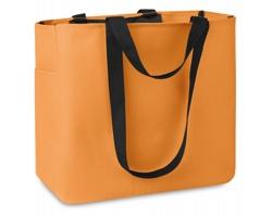 Nákupní taška PHILOMENA - oranžová