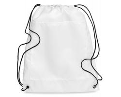 Chladící batoh PULES se šňůrkami - bílá